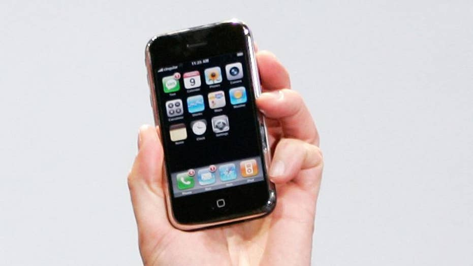 Apple marks 10-year anniversary of the iPhone