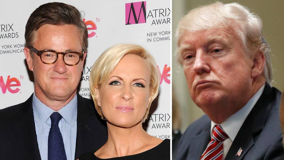 White House defends Trump's Twitter attacks on 'Morning Joe'