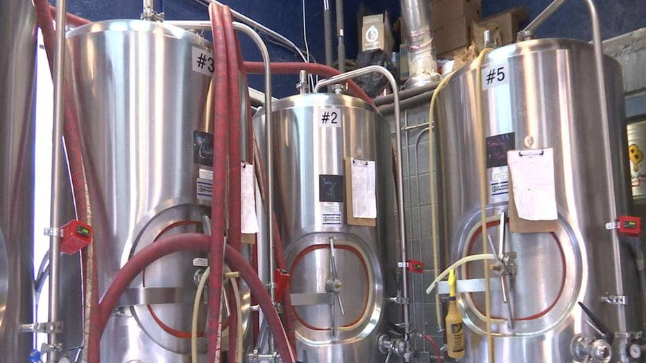 Texas brewers worried about new craft beer law