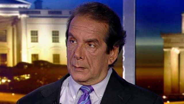 Krauthammer: A dead patient is a cheap patient