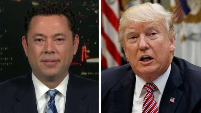 Chaffetz: Trump needs to rise above media criticism