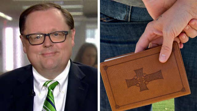 Starnes: America's religious foundation is under attack