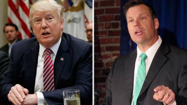 President Trump's voter fraud commission seeks voter data