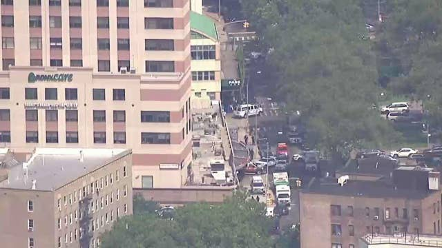 NYPD: At least 2 people shot at New York City hospital