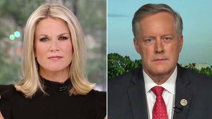 House Freedom Caucus chairman weighs in on 'The Story with Martha MacCallum'
