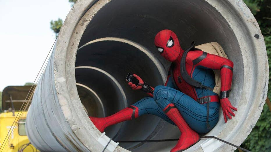 Your friendly neighborhood 'Spider-man' is back!