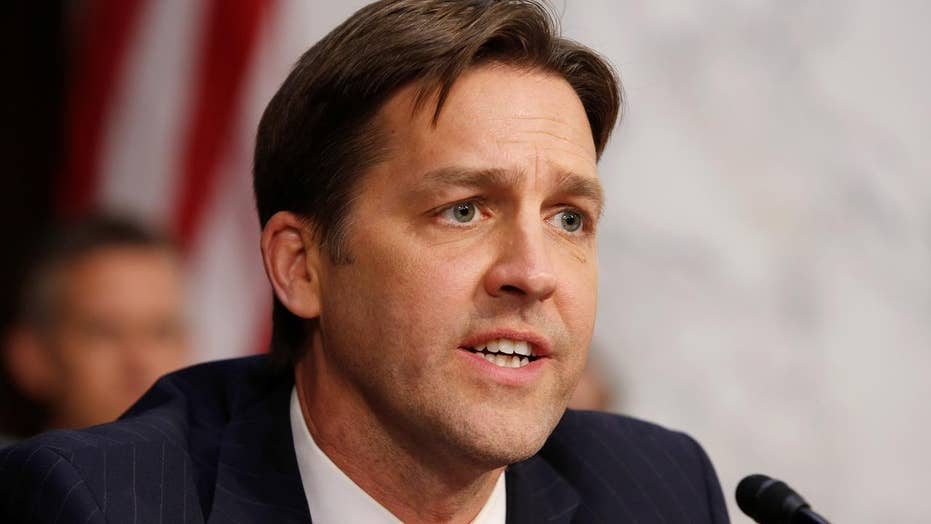 Sen. Ben Sasse lays out his 'plan B' for health care reform