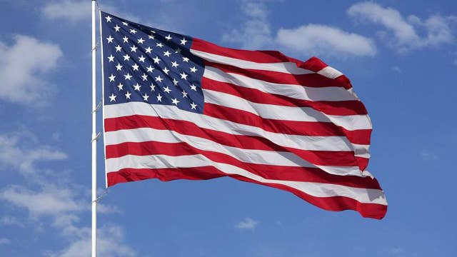 Flying the flag: A look at the significance of Old Glory