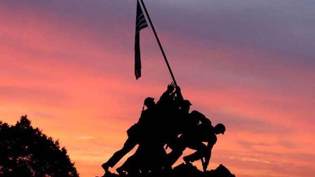 Marine Corps historian talks major military moments