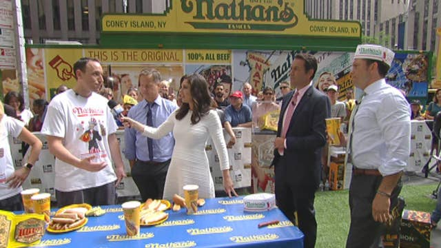 After the Show Show: Joey Chestnut