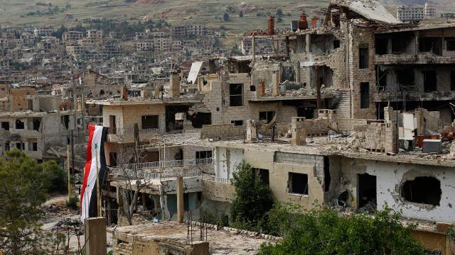 Is there a long-term strategy for Syria in the works?