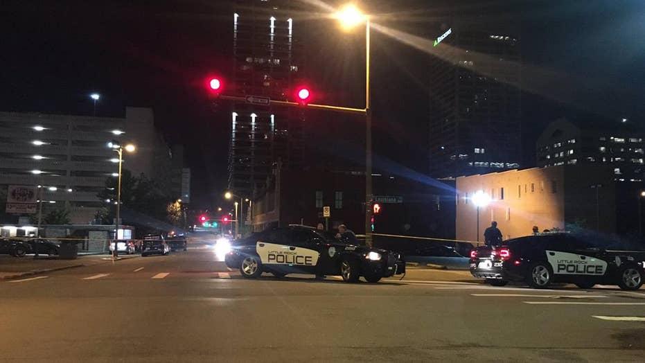At least 17 injured in Arkansas night club shooting