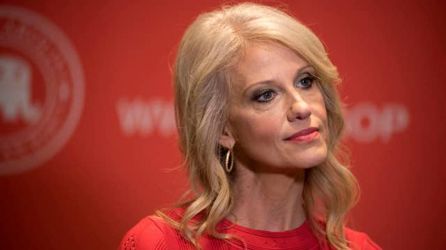 Conway talks Trump's Celebrate Freedom rally remarks