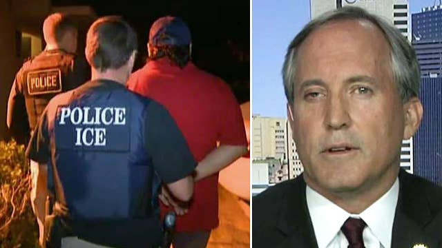 Texas AG reacts after House passes bills on immigration
