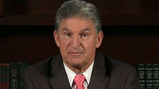 Moderates key to health care reform? Sen. Manchin weighs in