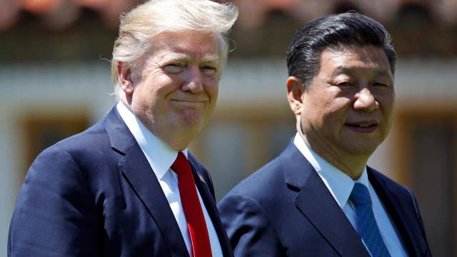 Eric Shawn reports: Challenging China