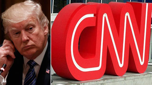CNN accuses Trump of encouraging violence against reporters
