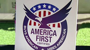 Founder of the 'America First' certification program explains
