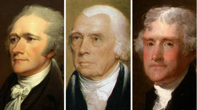 How would the Founding Fathers have used Twitter?