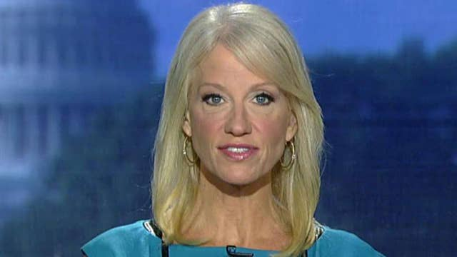 Conway: Media talking about themselves instead of policy