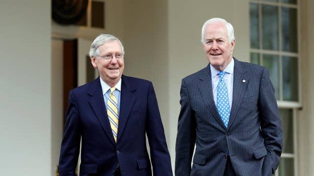 CBO analyzing multiple versions of Senate health care plan