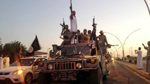 Where will ISIS go after being pushed out of Mosul?