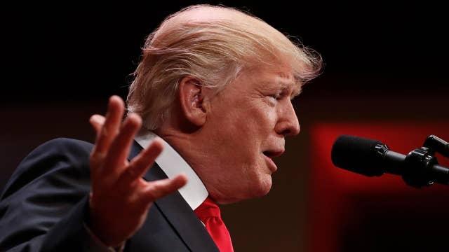Trump uses social media as bully pulpit