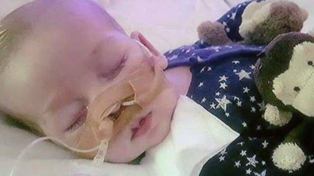 Trump offers to help Charlie Gard's family