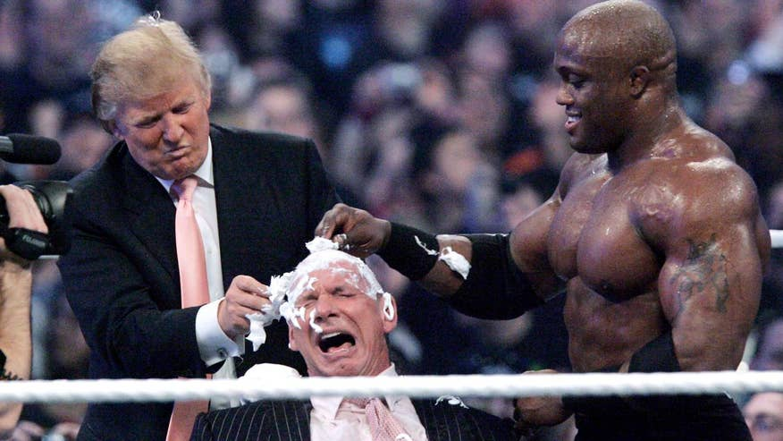 Donald Trump's controversial tweet using WWE footage is based on a relationship dating back to the late 1980s. Here's a look at how Trump went from hosting WrestleMania to being a WWE Hall of Famer