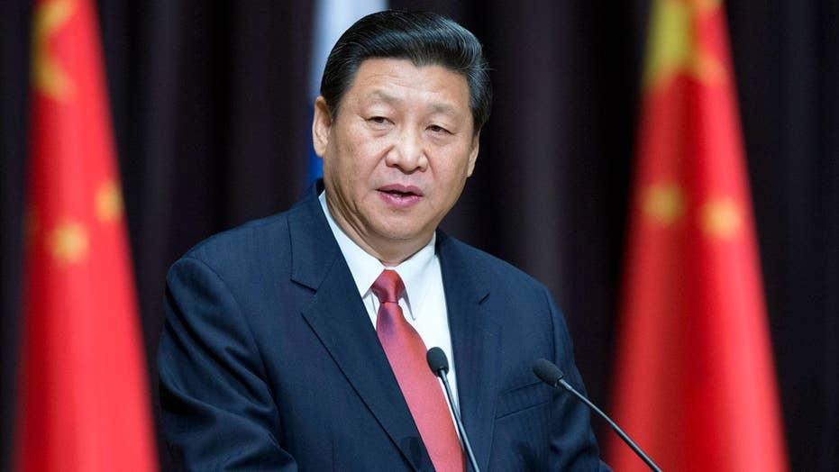 China's Xi warns of 'negative factors' hurting US ties