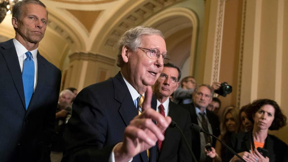 Enough Senate support to repeal then replace ObamaCare?