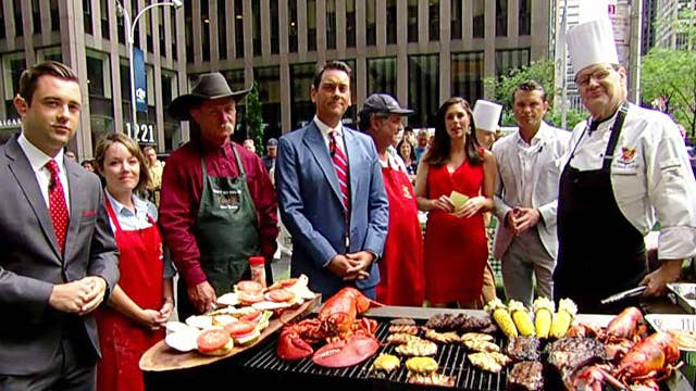 Grilling tips for chicken, burgers, hot dogs and veggies