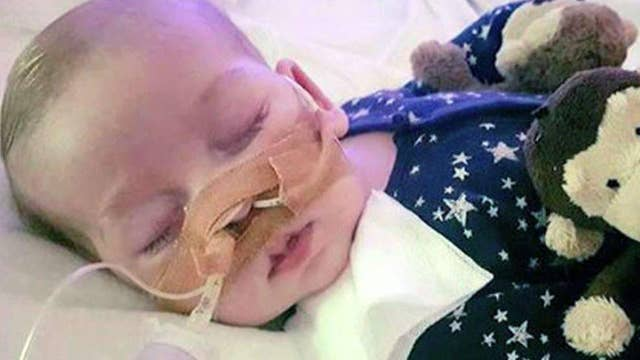 Parents fighting to get ailing Charlie Gard to US