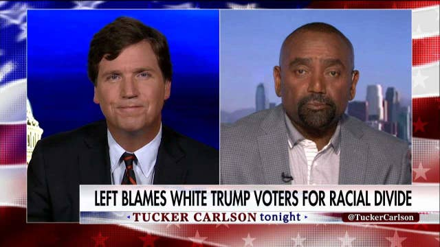 Tucker Talks Race with Rev Peterson