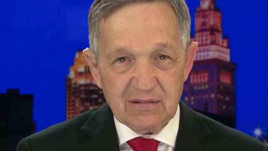 Kucinich: Dems destroying their party with destructiveness