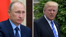 U.S. sanctions among topic of president's meeting with the Russian leader on Friday; reaction from Kimberly Atkins, chief Washington correspondent and columnist with the Boston Herald