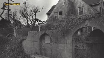 Jackie Kennedy Onassis was 'horrified' of recluse aunt, cousin living in crumbling Grey Gardens, book claims
