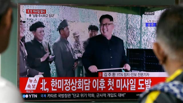 US reportedly 'considering all options' on North Korea