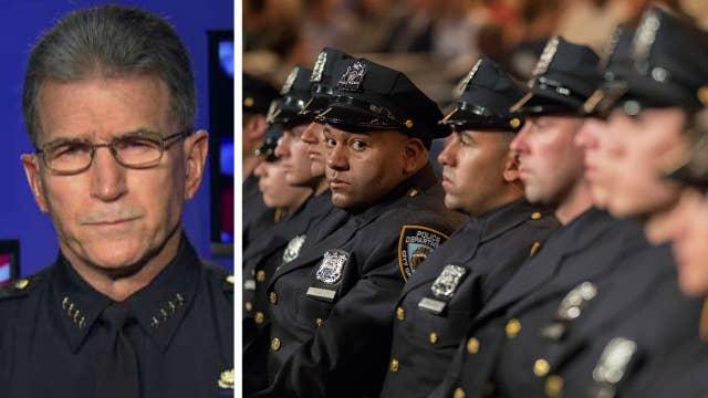 San Antonio police chief sick of anti-police sentiment
