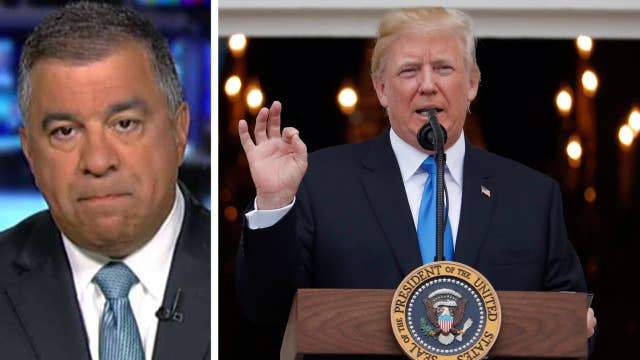 Bossie on how Trump will work with world leaders on NKorea