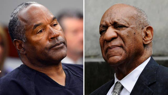 Breaking down the Cosby and Simpson cases