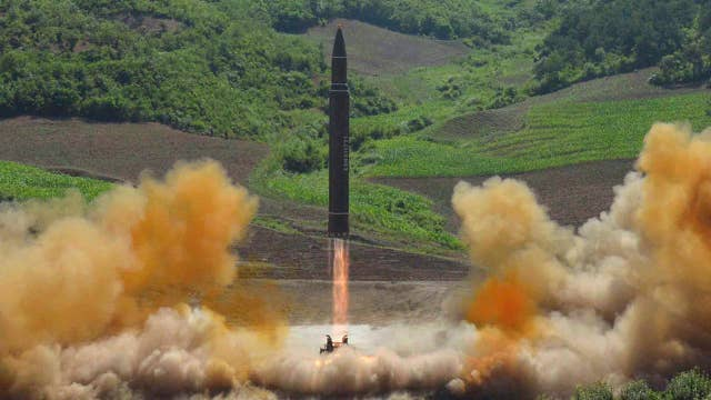 NKorea says ICBM is capable of delivering nuclear warheads
