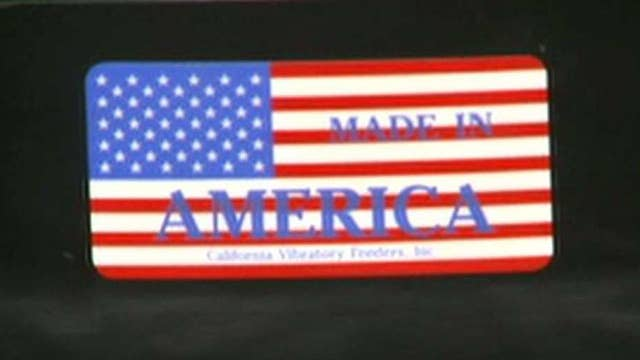Law limits US company from using 'Made in America' label