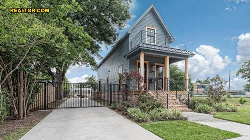 One of the homes featured on the HGTV series 'Fixer Upper' with Chip and Joanna Gaines and originally purchased for only $28,000, is now selling for nearly $1 million