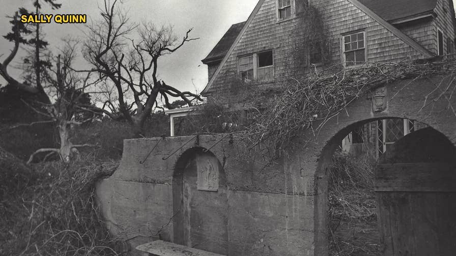 Jerry Torre, a resident of the iconic mansion in East Hampton once owned by Jackie O's kin, talks about the deplorable living conditions with the Beales of Grey Gardens