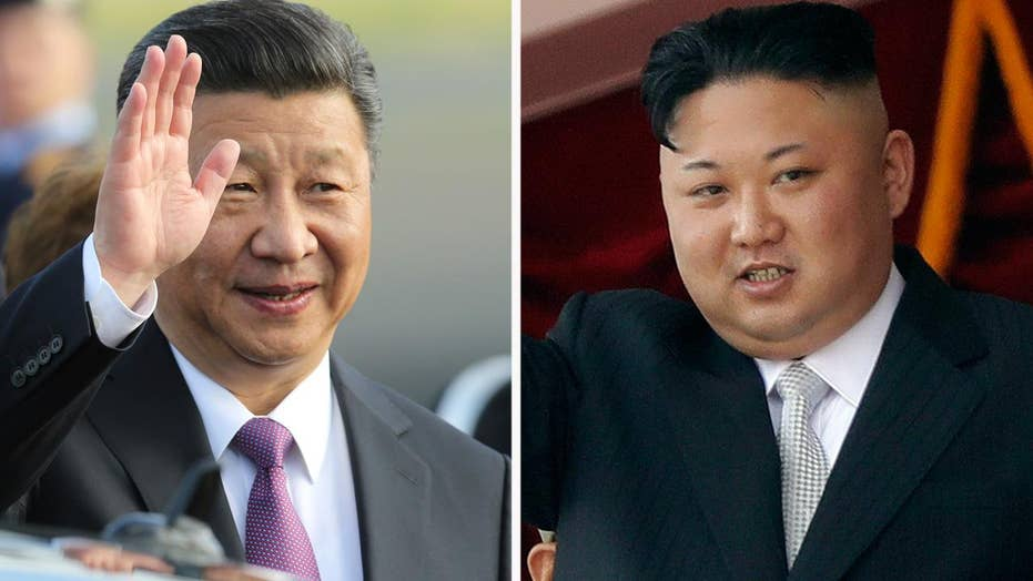 Pressure on China at UN over relationship with North Korea