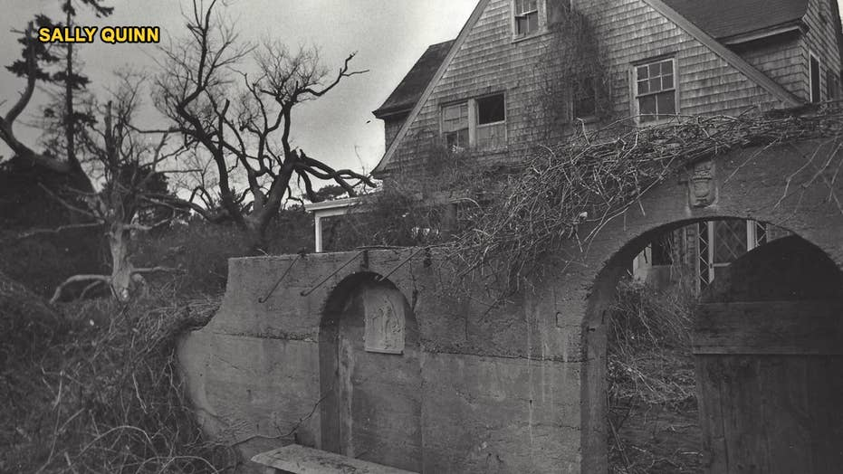 Inside Grey Gardens: What it was like living in squalor