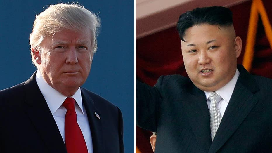 North Korea raises stakes for Trump's second foreign trip