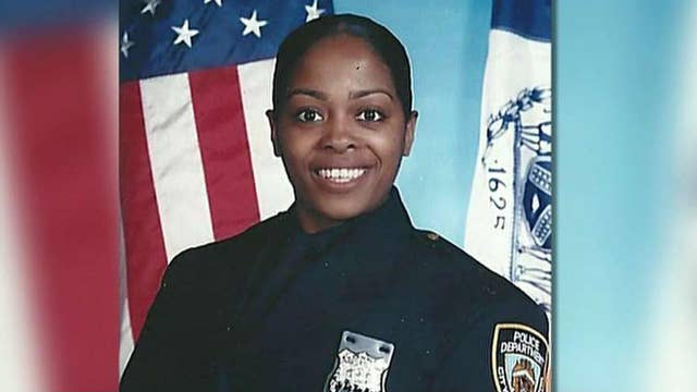 Where is mainstream media coverage of attack on NYC cop?