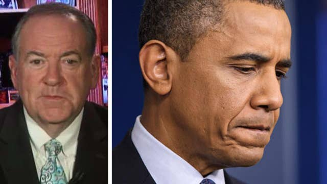 Huckabee: Why didn't Obama WH sound alarm on Russia hacking?